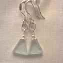 Egyedi tervezésű ásvány, drágakő fülbevaló, Ékszer, óra, Fülbevaló, Ékszerkészítés, Kőfaragás, Egyedi tervezésű fülbevalók, csiszolt kvarcból és drágakőből, ezüst foglalattal.   A felsorolt ásvá..., Meska