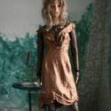 """""""Lydia""""- design-koktélruha L, Hernyóselyem-shantungból terveztem ezt a látvá..."""
