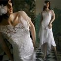 LÉNA - koktélruha, Esküvő, Ruha, divat, cipő, Esküvői ruha, Menyasszonyi ruha, A RÉSZLETEKÉRT NÉZD MEG NAGYÍTÁSBAN IS !!!  A nagyítani kívánt képen a jobb egérgomb megnyomásával m..., Meska