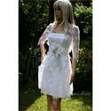 KIM -  menyasszonyi ruha, Esküvő, Ruha, divat, cipő, Esküvői ruha, Menyasszonyi ruha, Varrás, A RÉSZLETEKÉRT NÉZD MEG NAGYÍTÁSBAN IS !!!  A nagyítani kívánt képen a jobb egérgomb megnyomásával ..., Meska