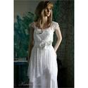GERTIE - csipkés elegancia, Esküvő, Ruha, divat, cipő, Esküvői ruha, Menyasszonyi ruha, A RÉSZLETEKÉRT NÉZD MEG NAGYÍTÁSBAN IS !!!  A nagyítani kívánt képen a jobb egérgomb megnyomásával m..., Meska