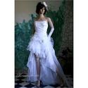 GILIAN - menyasszonyi ruha, Esküvő, Ruha, divat, cipő, Esküvői ruha, Menyasszonyi ruha, A RÉSZLETEKÉRT NÉZD MEG NAGYÍTÁSBAN IS !!!  A nagyítani kívánt képen a jobb egérgomb megnyomásával m..., Meska
