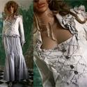 ANASZTÁZIA - kosztüm, Esküvő, Ruha, divat, cipő, Menyasszonyi ruha, Esküvői ruha, A RÉSZLETEKÉRT NÉZD MEG NAGYÍTÁSBAN IS !!!  A nagyítani kívánt képen a jobb egérgomb megnyomásával m..., Meska