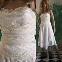 DÁLIA - menyasszonyi ruha , Esküvő, Ruha, divat, cipő, Menyasszonyi ruha, Esküvői ruha, A RÉSZLETEKÉRT NÉZD MEG NAGYÍTÁSBAN IS !!!  A nagyítani kívánt képen a jobb egérgomb megnyomásával m..., Meska