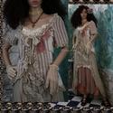 REGINA - vintage öltözet, Ruha, divat, cipő, Női ruha, Ruha, Ezt a négy-részes öltözetet a romantika-rajongóinak állítottam össze:  - Különleges vintage csipkébő..., Meska