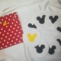 Mickey egeres  8 db-os arctisztító korong csomag tasakkal, Táska, Divat & Szépség, Szépség(ápolás), Fürdőszobai kellék, Újra és újra használható környezet barát arctisztító korongok. 30 fokon mosógépben mosható. Az ár ta..., Meska