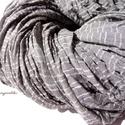 KAGYLÓHÉJ (hernyóselyem sál, csíkos) - Aranypántlika, Ruha, divat, cipő, Kendő, sál, sapka, kesztyű, Sál, Női ruha, Varrás, A 15000 Ft feletti ingyen postázás nem vonatkozik minden termékre!!! Kérlek olvasd el ezzel kapcsol..., Meska