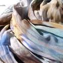 """""""Köd szitál"""" (hosszú tavaszi-őszi sál), Ruha, divat, cipő, Kendő, sál, sapka, kesztyű, Sál, Női ruha, Varrás, A 15000 Ft feletti ingyen postázás nem vonatkozik minden termékre!!! Kérlek olvasd el ezzel kapcsol..., Meska"""