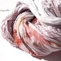 Púderesen orchideás :-), Ruha, divat, cipő, Kendő, sál, sapka, kesztyű, Sál, Női ruha, Varrás, A 15000 Ft feletti ingyen postázás nem vonatkozik minden termékre!!! Kérlek olvasd el ezzel kapcsol..., Meska