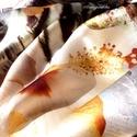 Egzotikus sál, banán sárga nagy pöttyökkel (hernyóselyem-pamut), Ruha, divat, cipő, Kendő, sál, sapka, kesztyű, Sál, Női ruha, A 15000 Ft feletti ingyen postázás nem vonatkozik minden termékre!!! Kérlek olvasd el ezzel kapc..., Meska
