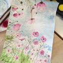 Tavaszi Rét, A tavaszi napsugarak inspirálták ezt a képet. A...