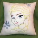 Elsa párna
