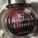 Hemlock Grove, Dekoráció, Dísz, Gyertya-, mécseskészítés, A rejtélyes város, ahol mindenki furán viselkedik, ahol egy napon egy lányt kegyetlenül meggyilkolt..., Meska