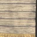 65 cm. széles melírozott rongyszőnyeg, Otthon, lakberendezés, Lakástextil, Szőnyeg, Szövés, Fehér-kék melírozott rongyszőnyeg, sötétkék csíkokkal. Falra-földre egyaránt szép. Anyaga: pamuttex..., Meska
