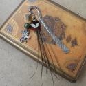 Phoenix - könyvjelző, Ezt a 12,5 cm hosszú könyvjelzőt tibeti ezüst ...