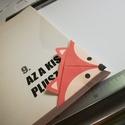 Könyvjelző - cuki állatos sarok könyvjezlő, róka, nyuszi, medve, borz, csibe, bagoly, mosómaci , Naptár, képeslap, album, Baba-mama-gyerek, Könyvjelző, Fotó, grafika, rajz, illusztráció, Papírművészet, Cuki állatos sarok könyvjelző  Választható figurák: - róka - nyuszi - mosómaci - maci - borz - bago..., Meska