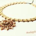 Desert rose (beaDapple) - Meska.hu