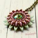 Sunflower II., Bár színeiben, nem, de formájában nagyon hason...