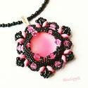 Black-rose, Nagyon kedvelem ezt a mintát, most fekete-rózsas...