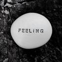 Üzenetkavics - Feeling, Dekoráció, Otthon, lakberendezés, Legyél egyedi minden pillanatban!  Válassz a meglévő feliratokból vagy találd ki saját üzenetedet  é..., Meska