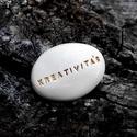 Üzenetkavics - Kreativitás, Dekoráció, Otthon, lakberendezés, Legyél egyedi minden pillanatban!  Válassz a meglévő feliratokból vagy találd ki saját üzenetedet  é..., Meska