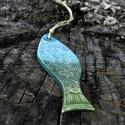 Kerámia Hal dekoráció, NYÁRVÉGI HALKIÁRUSÍTÁS! Idén is menő a hal....