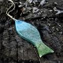 Kerámia Hal dekoráció, Dekoráció, Otthon, lakberendezés, Kerti dísz, NYÁRVÉGI HALKIÁRUSÍTÁS! Idén is menő a hal...talán ki sem megy a divatból. :)  Válassz többféle szín..., Meska