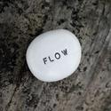 Üzenetkavics - Flow, Dekoráció, Otthon, lakberendezés, Legyél egyedi minden pillanatban!  Válassz a meglévő feliratokból vagy találd ki saját üzenetedet  é..., Meska