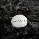 HUNGARY - Kerámia Üzenetkavics, Dekoráció, Otthon, lakberendezés, Legyél egyedi minden pillanatban!  Válassz a meglévő feliratokból vagy találd ki saját üzenetedet  é..., Meska