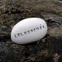 LELKESEDÉS - Kerámia Üzenetkavics, Dekoráció, Otthon, lakberendezés, Legyél egyedi minden pillanatban!  Válassz a meglévő feliratokból vagy találd ki saját üzenetedet  é..., Meska