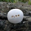 FLOW - Kerámia Üzenetkavics, Legyél egyedi minden pillanatban!  Válassz a meg...