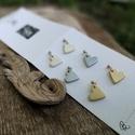 Mini szív - Válogatás fülbavalók , Ékszer, Szerelmeseknek, Fülbevaló, Ha szolid, de cuki darabokat szereted, ez igazán neked való. Válogasd össze, ahogy Te szereted! Külö..., Meska