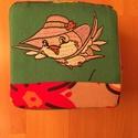 készségfejlesztő habszivacskocka gyerekeknek, Baba-mama-gyerek, Játék, Készségfejlesztő játék, Baba játék, Textilből készült, egyedi szivacskocka, 10x10 cm méretű, a huzat nem cserélhető! Minden oldal..., Meska