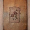 \'Emlék\'  festmény, falikép, Vegyes technikával készült festmény  ill. fali...