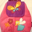 Tündéres pillangós hátizsák