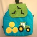 Traktoros hátizsák