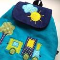 KRISZTINEK hátizsák, Gyerekhátizsák, 30 cm magas. 2-5 éves gyerekekn...