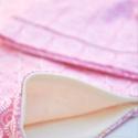 Rózsaszín mintás sapka-sál szett piciknek, Gyerek & játék, Egyéb, Táska, Divat & Szépség, Gyerekruha, Ruha, divat, Szeszélyes tavaszra felkészülve ajánljuk tündéri rózsaszín virágos mintás pamut jersey  csősálunkat ..., Meska