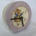 Peter Rabbit - óra, Ez is doboz, csak egy picit másképp!!!:-) Az él...