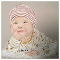 Kisfiú, Képzőművészet, Festmény, Pasztell, Pasztell ceruza festmény. A festményt képkeretben postázom. Mérete: A4, Meska