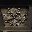 Fa szekrényke, Bútor, Komód, Szekrény, Festett tárgyak, Fa szekrény,fából.Egyedi festési technikával készült., Meska