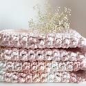 Szőnyeg, Otthon, lakberendezés, Lakástextil, Szőnyeg, Horgolás, Színe: púder rózsaszín Mérete: 60 cm Anyaga: pamut pólófonal Mosógépben mosható: 30°-on, Meska