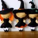 Matilda a boszorkány - Halloween dekoráció (birdhouse) - Meska.hu