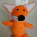 Puha róka- Fox softie, Ez a róka pihe-puha, bundája is lágy és könny...