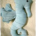 Seahorse - Tengeri csikó, Pihe puha tengeri csikó, akár párnának is hasz...