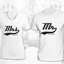 Mr. és Mrs. pólók