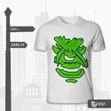 Hulk pólók, Férfiaknak, Ruha, divat, cipő, Urban pólók, Fotó, grafika, rajz, illusztráció, Szuperhős pólók!!  1.-2. kép: Hulk (2. kép színes pólón feláras, amit a képen jelöltem is)  Méretek..., Meska