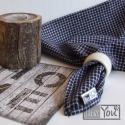VintageHome Sorozat - FLANELL textil szalvéta + gyűrű, Konyhafelszerelés, Otthon, lakberendezés, Férfiaknak, Lakástextil, Festett tárgyak, Varrás, Varázsold a megterített asztalt egyedivé és otthonossá! Biztos minden családtag örül egy saját, kel..., Meska