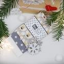 Karácsonyi ZEROWASTE ajándék, szarvassal, Te már tettél lépéseket a hulladékcsökkenté...