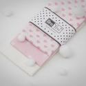 Rózsaszín szívek - ajándék kislányoknak, Környezetbarát ajándékkal szeretnéd meglepni ...